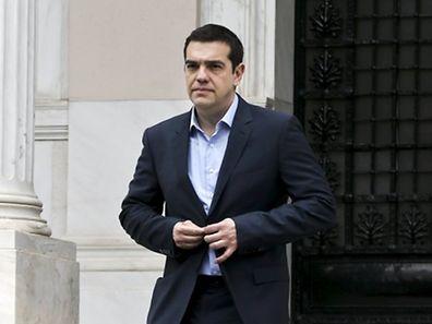 Der griechische Ministerpräsident Alexis Tsipras forderte am Wochenende in einem Interview einen Schuldenschnitt.