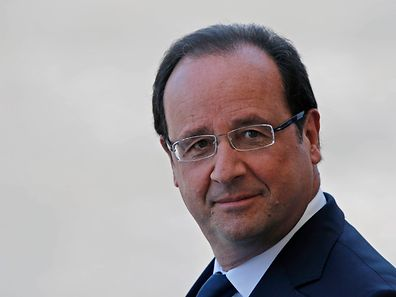 French President Francois Hollande will pay an official visit to Luxembourg on March 6, 2015.