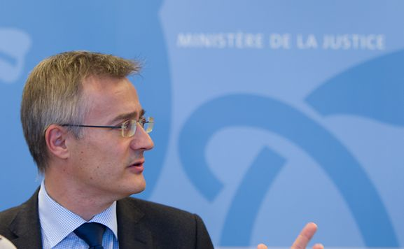 Justizminister Braz hat das neue Regelwerk am Dienstag vorgestellt.