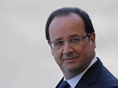 Der französische Präsident François Hollande besucht Luxemburg am Freitag.