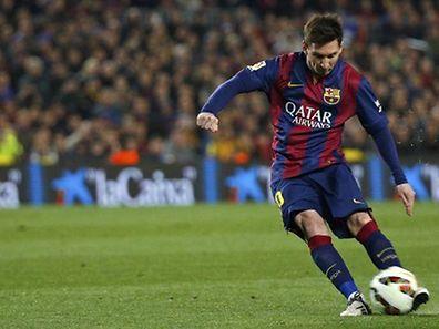 1. Lionel Messi (FC Barcelona): 65 Millionen Euro