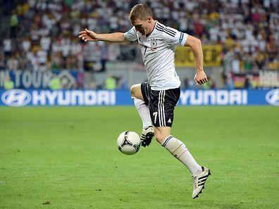 Bastian Schweinsteiger ist neuer Kapitän der DFB-Elf.