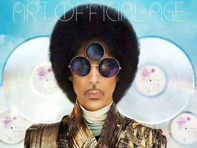 Prince - 'Art Official Age' (2014)