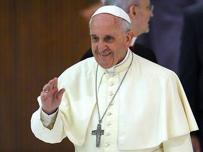 Papst Franziskus empfing am Montag die Großherzogin und mehrere Stars aus seiner Heimat.