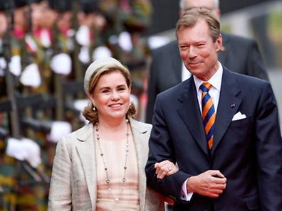 It was revealed this week that Luxembourg's Grand Duchess Maria Teresa is suffering from an acute fear of flying