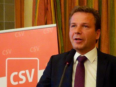 Frank Kuffer tritt diese Woche seinen neuen Job als Pressesprecher der CSV-Europaabgeordneten an.