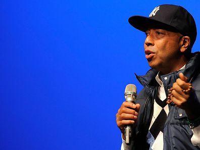 Hip Hop entrepeneur Russell Simmons