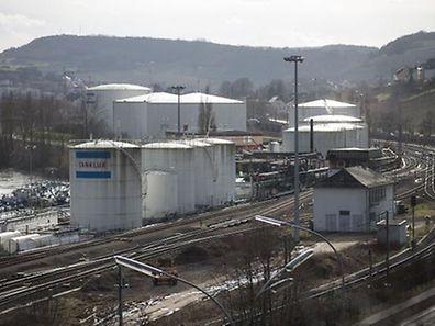 Die Kapazität des Tanklagers in Mertert soll um 90.000 Kubikmeter Brennstoff erweitert werden.