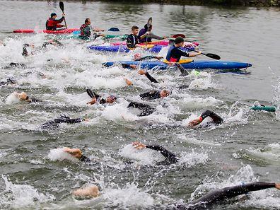 Am 20. Juni steht in Remich wieder ein Triathlon an.