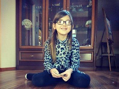 Für die siebenjährige Berenyss ist die Entführung glimpflich ausgegangen.