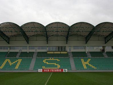 In diesem Stadion spielten bereits Marseille und Chelsea.