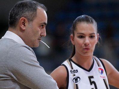 Auf François Manti und Andrea Haris wartet eine neue Herausforderung.