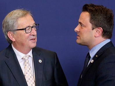 Ob die Rulings Thema dieses Gesprächs zwischen Xavier Bettel und Jean-Claude Juncker waren, ist nicht bekannt.