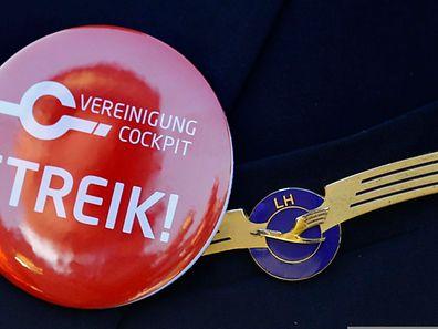 Die Lufthansa-Piloten sind bereit für den Streik. Wann sie in den Ausstand treten, ist allerdings noch unklar.
