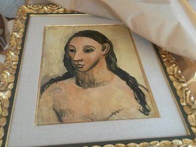 Das Gemälde hat einen Wert von geschätzten 25 Millionen Euro.
