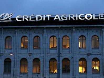 Crédit agricole estime que l'amende devrait être moindre que celle écopée par BNP Paribas
