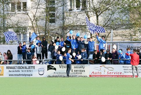 Le point en Promotion d\'Honneur: L\'US Esch et Rodange en BGL Ligue, Hostert sur le podium