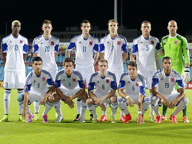 Die Luxemburger Nationalmannschaft will auch gegen Spanien überzeugen.