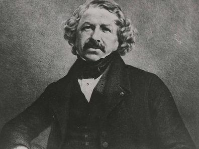 Louis Jacques Mandé Daguerre (1787-1851)