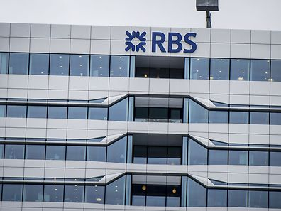 Dutch head office of the Royal Bank of Scotland, one of many to close worldwide