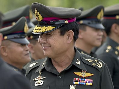 Thailand's junta-picked national assembly chose coup leader General Prayut Chan-O-Cha, pictured, as prime minister in a one-horse race that entrenched the military's hold on power.