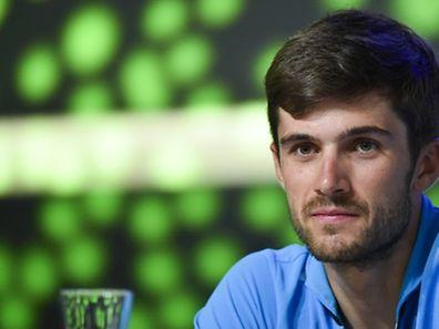 Pressekonferenz Ag2r-La Mondiale - Ben Gastauer - Foto: Serge Waldbillig