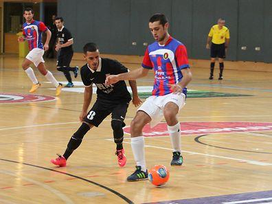 Le FC Differdange 03 s'est imposé 8-7 face l'AS Sparta Dudelange