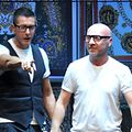 Stefano Gabbana (l.) und Domenico Dolce waren von vorigen Instanzen zu Haftstrafen auf Bewährung verurteilt worden.