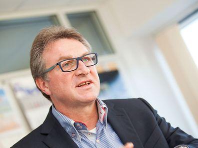 Der Luxemburger Michel Witte gehört zu den Gründern der Firma IEE und übernahm im vergangenen Jahr die Position des Chief Executive Officer von Hubert Jacobs van Merlen.