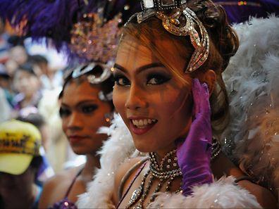 Gelebte Toleranz: In Thailand geht man relativ entspannt mit dem Thema Transsexualität um. Damit gilt das südostasiatische Land als Vorreiter in der Region.