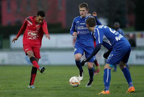 Football: Käerjéng insiste et se qualifie malgré Augustyn