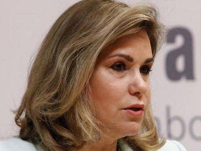 Luxembourg's Grand Duchess Maria Teresa