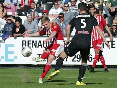 Laurent Jans était courtisé depuis plusieurs mois par des clubs étrangers. C'est à Waasland-Beveren qu'il évoluera la saison prochaine.