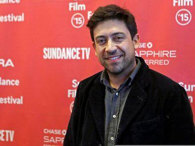 "Regisseur Alfonso Gomez-Rejon stellte den Film ""Me and Earl and the Dying Girl"" beim Sundance-Filmfestival persönlich vor."