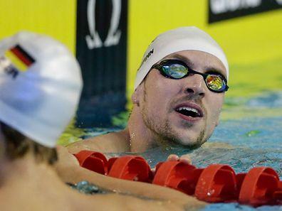 Paul Biedermann ist einer des Aushängeschilder des diesjährigen Euro-Meet.