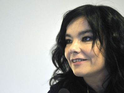 US-ENTERTAINMENT-ICELAND-MUSIC-INTERNET-BJORK-FILES