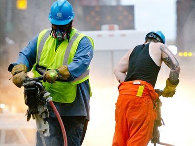 C'est dans le secteur de la construction que la différence du coût du travail au Luxembourg avec le reste de la zone euro est la plus faible