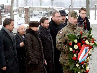 Une plaque a été dévoilée dans le camp d'extermination d'Auschwitz-Birkenau en mémoire des victimes luxembourgeoises décédées là pendant la Seconde guerre mondiale.