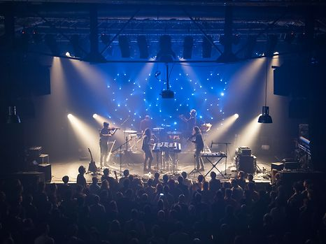 Out of the Crowd, 25/4/2015, Kulturfabrik, Julie Gatto