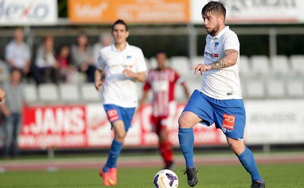 Bruno Matias a disputé 12 matches en BGL Ligue la saison passée sous les couleurs d'Etzella. Il passe à Bissen, en D1.