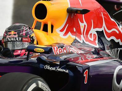 Sebastian Vettel wird künftig für Ferrari fahren.