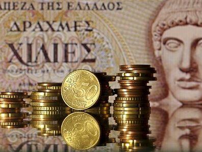 Dreht die EZB den Geldhahn zu, ist eine Pleite vieler griechischer Banken unausweichlich.