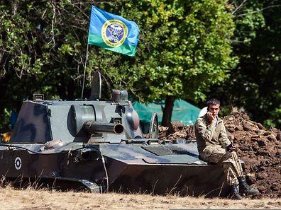 Die Lage in der Ukraine spitzt sich immer mehr zu.