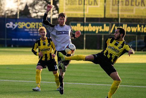 Football / Division 1: Bissen reprend la main, l\'US Esch maintient la pression