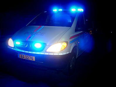 """Die Polizei überführte auf der """"Aire de Capellen"""" mehrere Personen des Drogenbesitzes."""