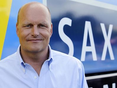 Bjarne Riis at the 2012 Tour de France