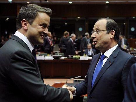 Xavier Bettel também vai receber François Hollande