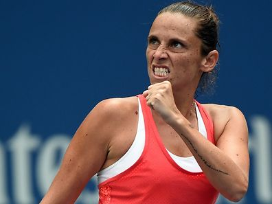 Roberta Vinci surprised many people at the US Open by depriving Serena Williams of her fourth victory in a major tournament this year