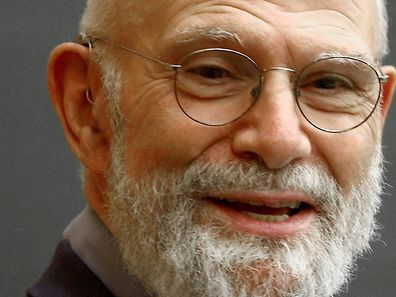 "(FILES) In this June 3, 2009 file photo neurologist Dr. Oliver Sacks speaks at Columbia University in New York City. Renowned neurologist and writer Oliver Sacks, who explored the mysteries of the human brain in a series of best-selling books, died August 30, 2015 at age 82, the New York Times reported. Sacks' longtime personal assistant, Kate Edgar, told the Times he died at his home in New York after a battle with cancer. Sacks was the author of the 1973 book ""Awakenings,"" which detailed his real-life experience with patients who suffered from a condition known as encephalitis lethargica, and how they were able to exit -- however briefly -- from their catatonic states with the aid of a drug. AFP PHOTO / Chris McGrath/Getty Images == FOR NEWSPAPERS, INTERNET, TELCOS & TELEVISION USE ONLY =="