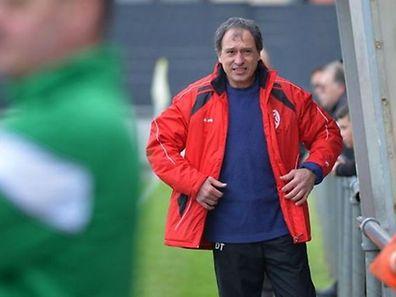 Tun Darrosa avait déjà occupé le poste d'entraîneur du Tricolore avant l'arrivée de Tino Marasco, le prédécesseur de Dan Bernard.